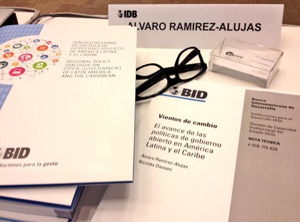 Gobierno Abierto en América Latina y el Caribe: Los tiempos están cambiando