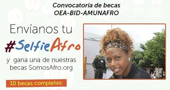 SomosAfro.org lanza becas para líderes de iniciativas afro en América Latina y el Caribe