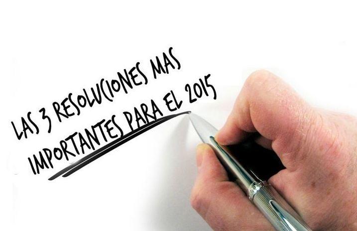Resoluciones para el 2015 – Tres prioridades para mejorar la gestión pública y los servicios al ciudadano