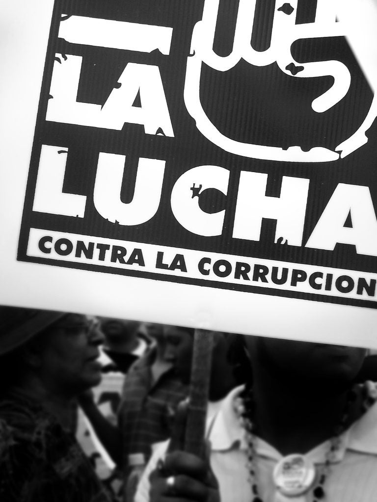 Tres razones para el optimismo en la lucha contra la corrupción