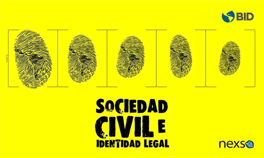 ¡La identidad legal sirve!