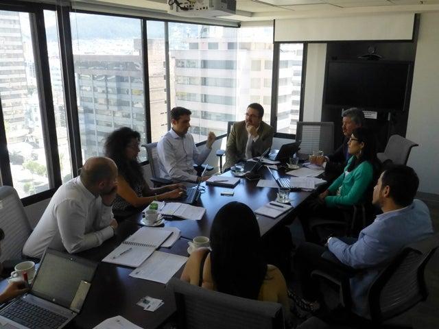 Taller de Revisión para Estudios de Evaluación de Impacto de los Proyectos ICS