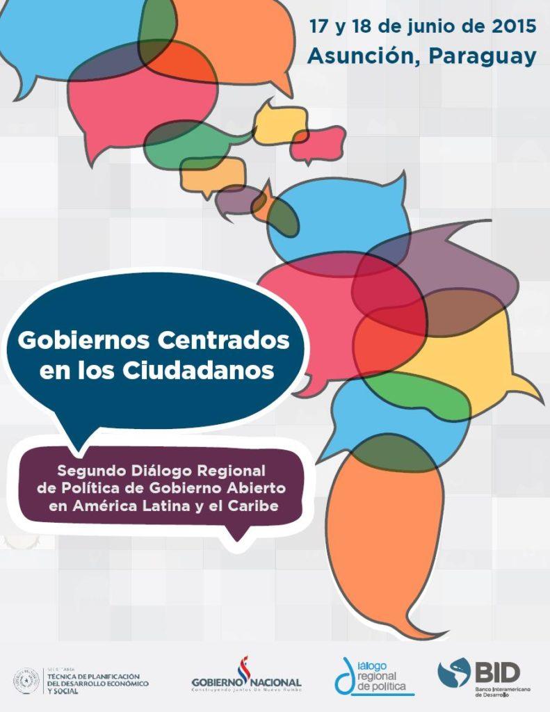 Segundo Diálogo Regional de Política de Gobierno Abierto en América Latina y el Caribe