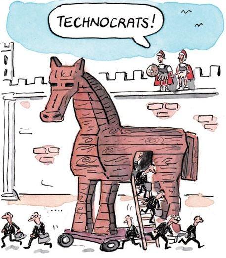 Tecnocracia y Democracia en América Latina