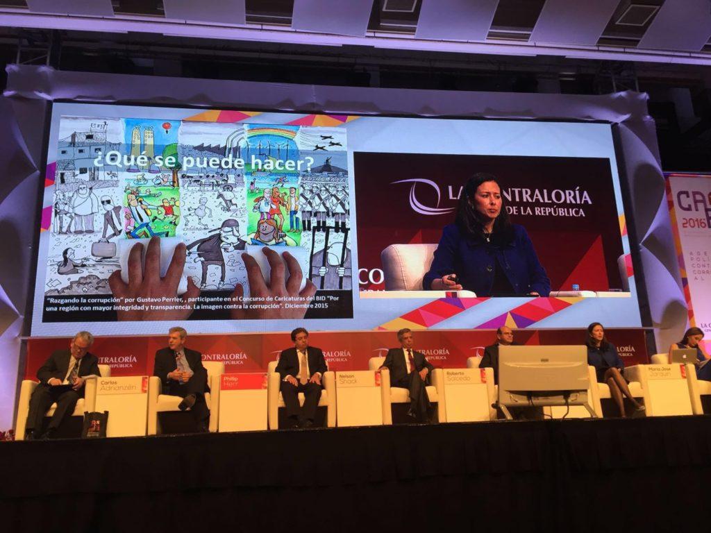 Integridad y Transparencia para un mejor gobierno – CAAI 2016