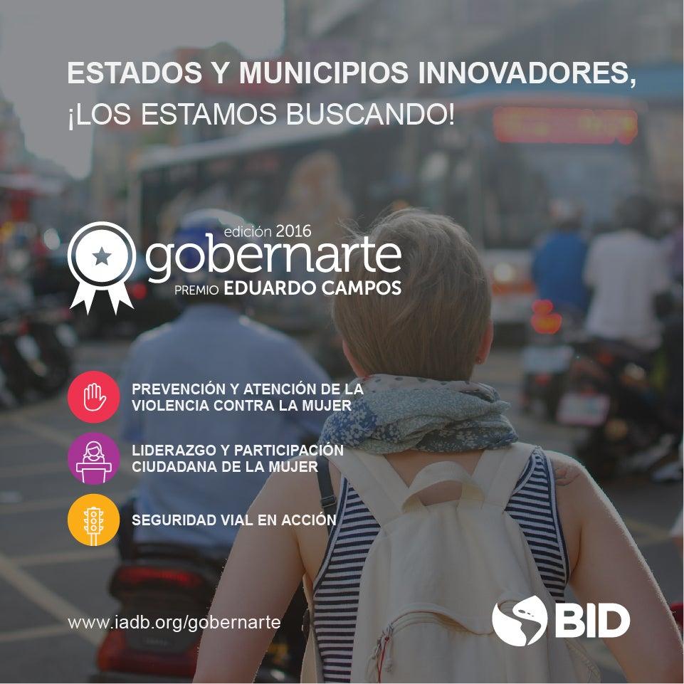 SE BUSCA: Gobiernos innovadores en América Latina y el Caribe