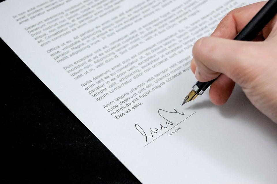 Acuerdo de Master Service con el Instituto de Gobernanza de Canadá