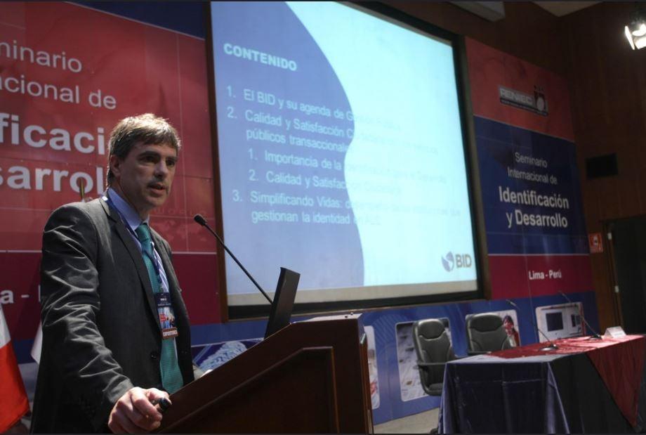 Seminario Internacional de Identificación y Desarrollo 2016