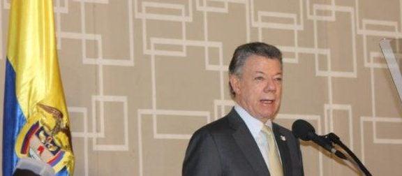 Presidente Santos inaugura el 3er Diálogo Regional de Política de Gobierno Abierto