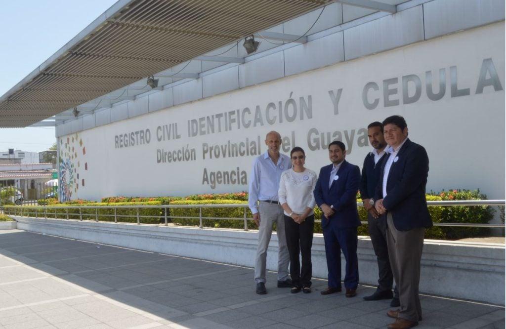 Con gestión y datos, Ecuador cambia su engranaje burocrático