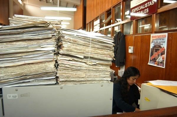 La economía política de la Agenda de Transparencia de Chile: ¿Acción o Reacción?