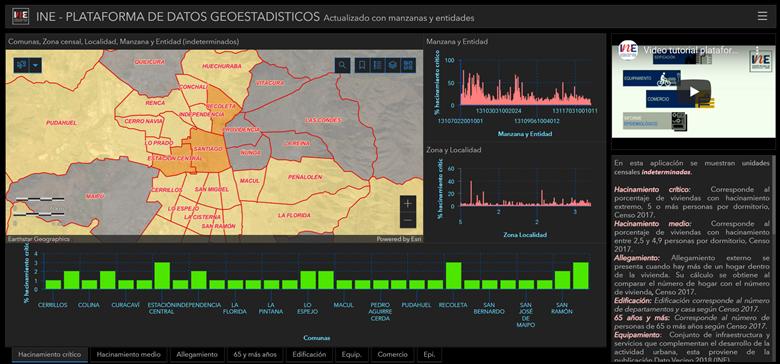 Datos y Mapas