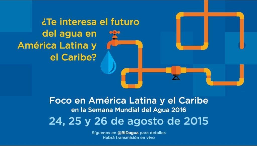 ¿Otra conferencia internacional sobre agua?