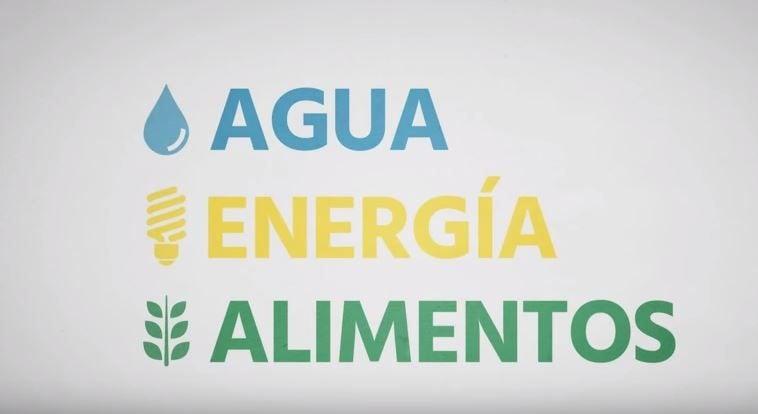 ¿Qué papel tiene el Nexo entre agua-energía-alimentos y el cambio climático?