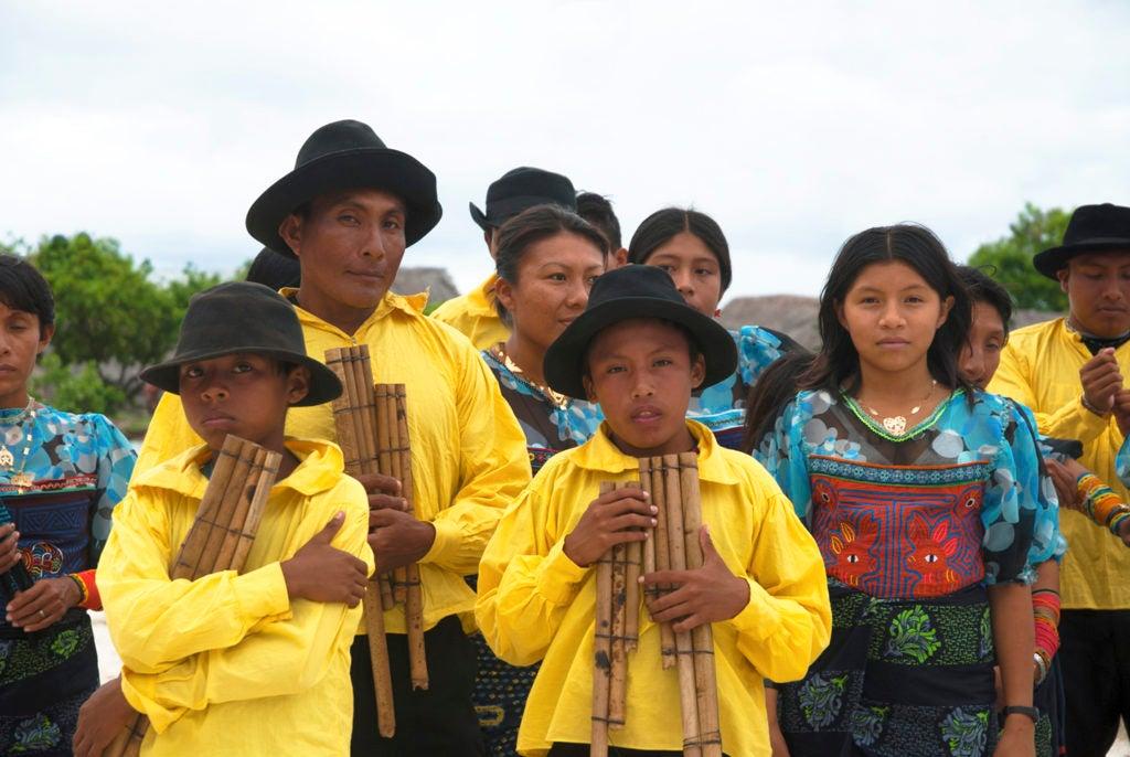 Promoviendo la gestión comunitaria del agua en Panamá