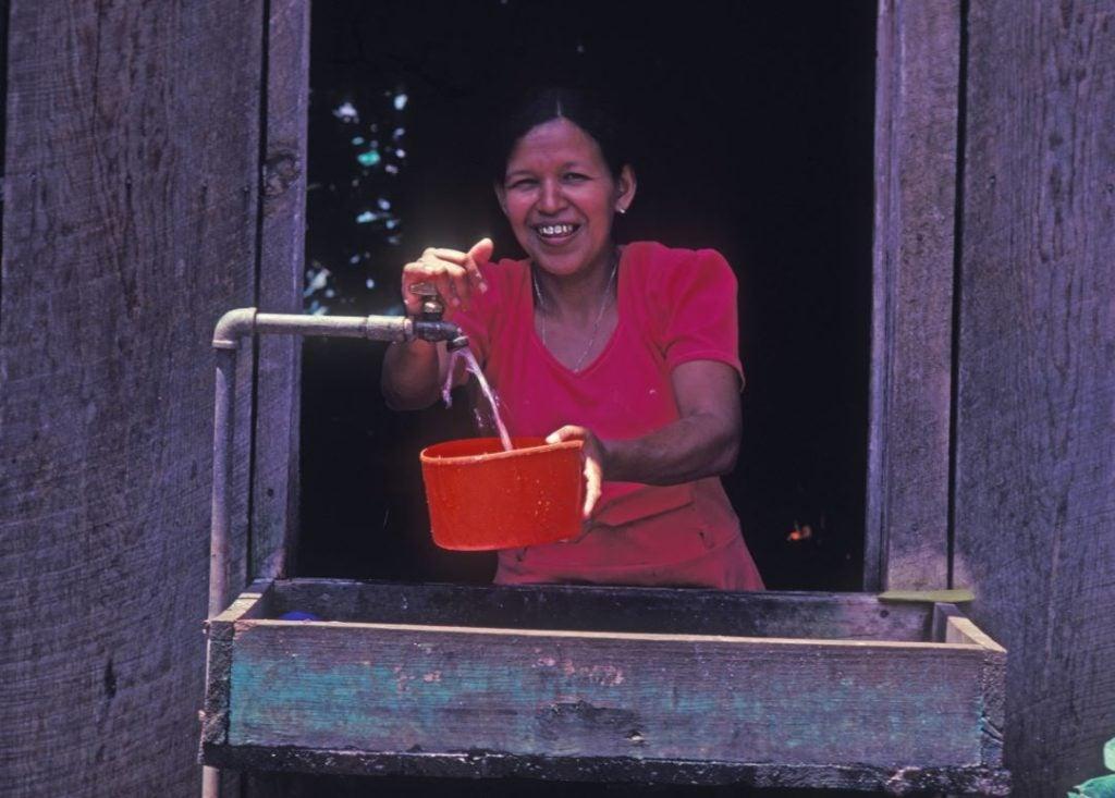 Volver al futuro… en agua rural