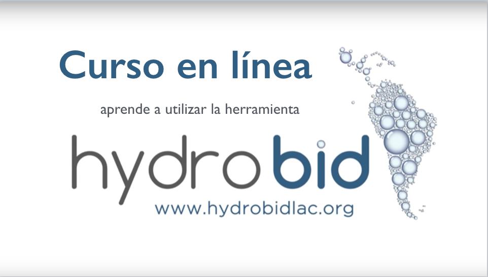 Hydro-BID: aprende a planificar el uso del agua a través de esta herramienta