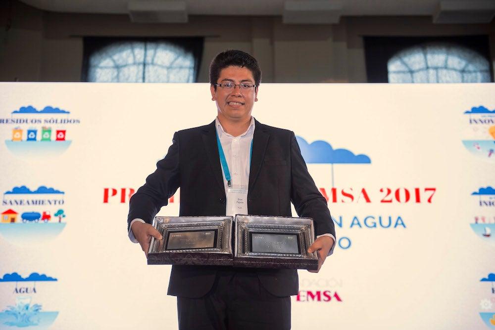 WaterAir, una iniciativa que saca agua del aire: conoce a los ganadores de los Premios BID-FEMSA 2017