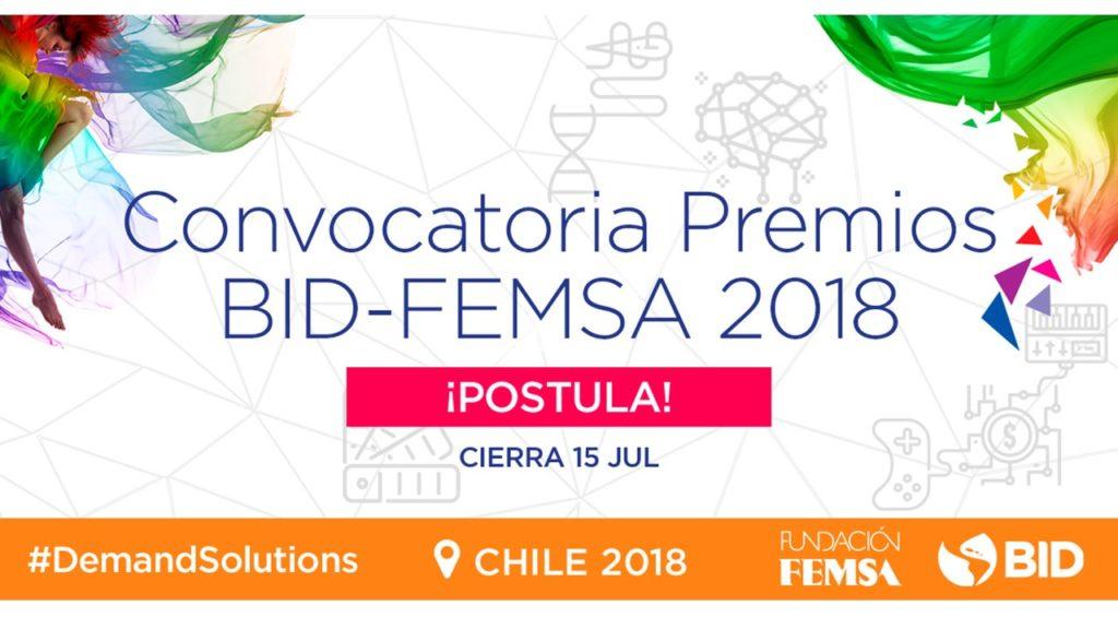 Premios BID-FEMSA 2018: buscamos a los innovadores que mejoran vidas con soluciones en agua y saneamiento