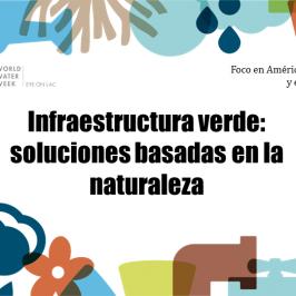 El futuro del agua: infraestructura verde