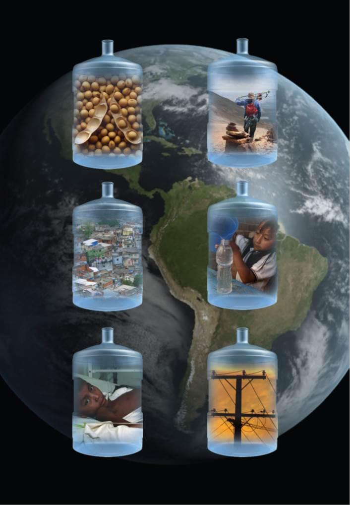 Agua embotella | desarrollo