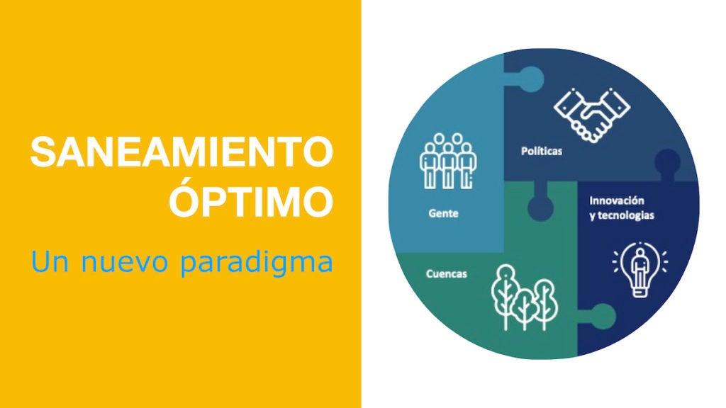 Saneamiento óptimo: un nuevo paradigma, servicio más que infraestructura