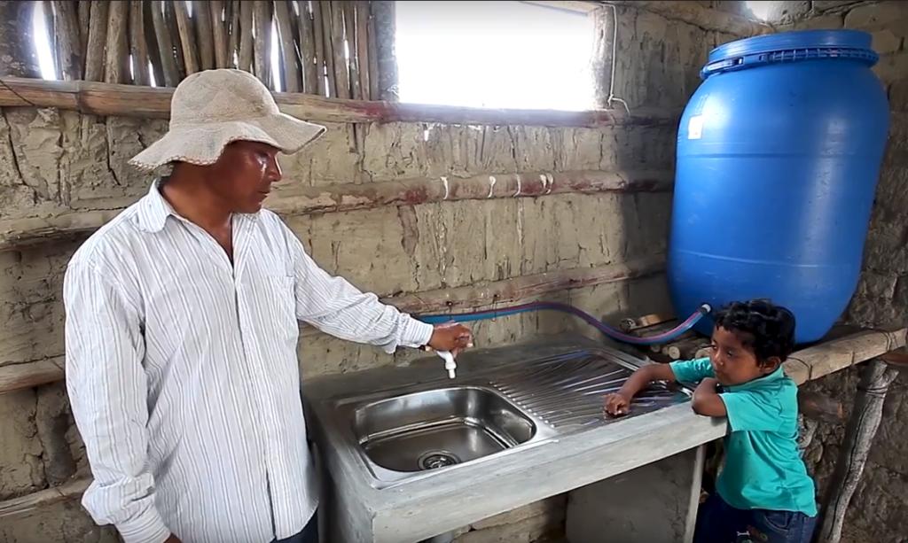 En la costa, en la sierra y en la selva: agua y saneamiento para todos en las áreas más remotas de Perú
