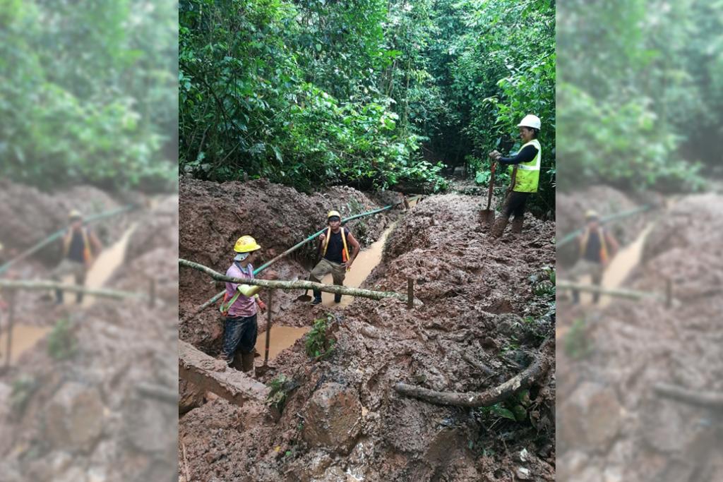 La montaña mágica de los Maleku y los dioses del agua en Costa Rica