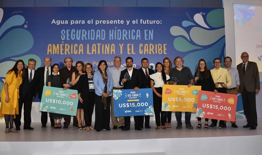 Yakupura y Eco Panplas: conoce a los ganadores del Premio BID-FEMSA 2019 a la innovación