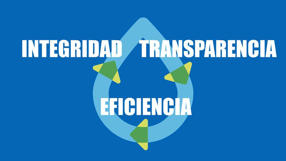 Lo correcto es transparente: Integridad en las empresas de agua y saneamiento