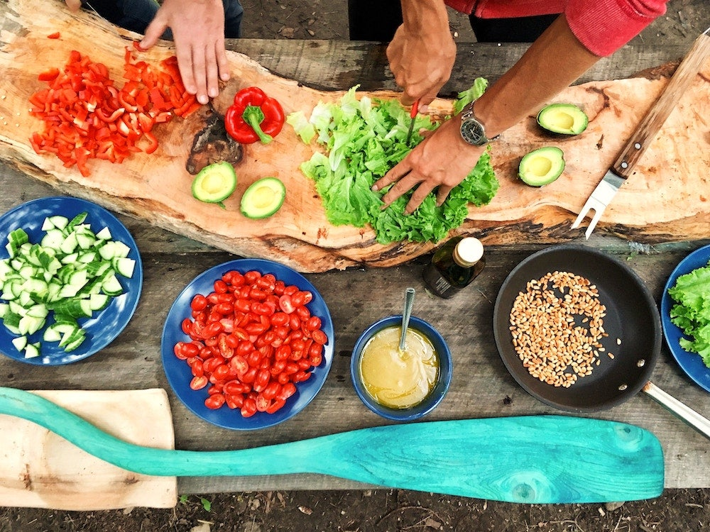 Using sustainable gastronomy to foster solidarity and resilience