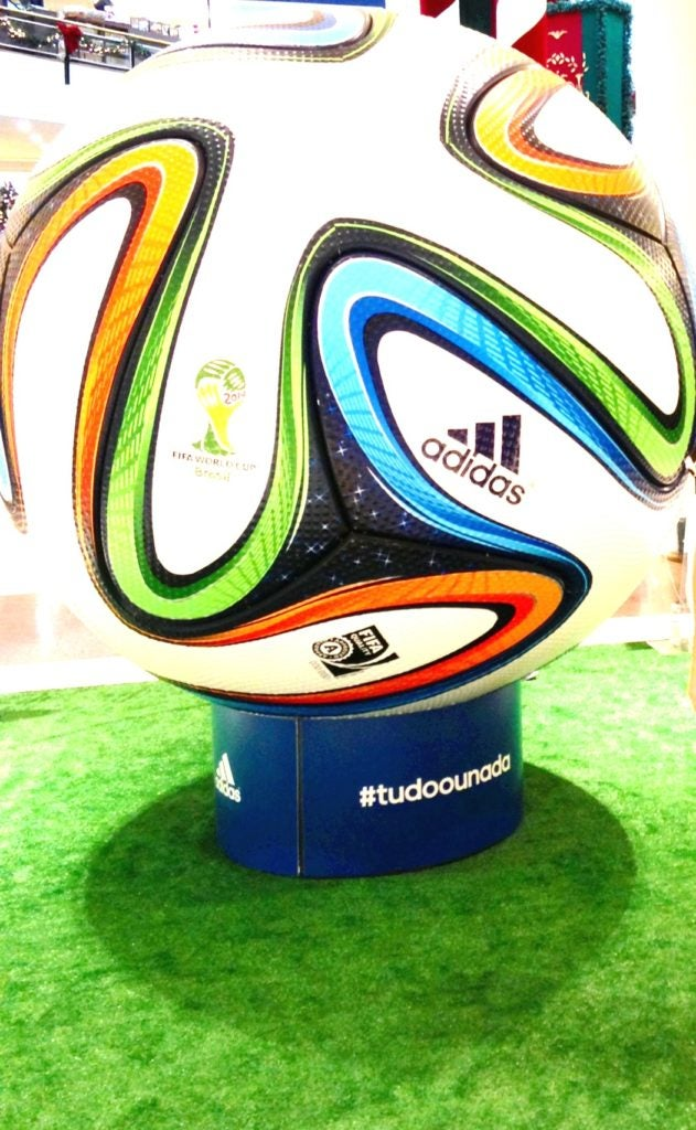 And the 2014 FIFA World Cup Brazil Winner is… Sustainable Business