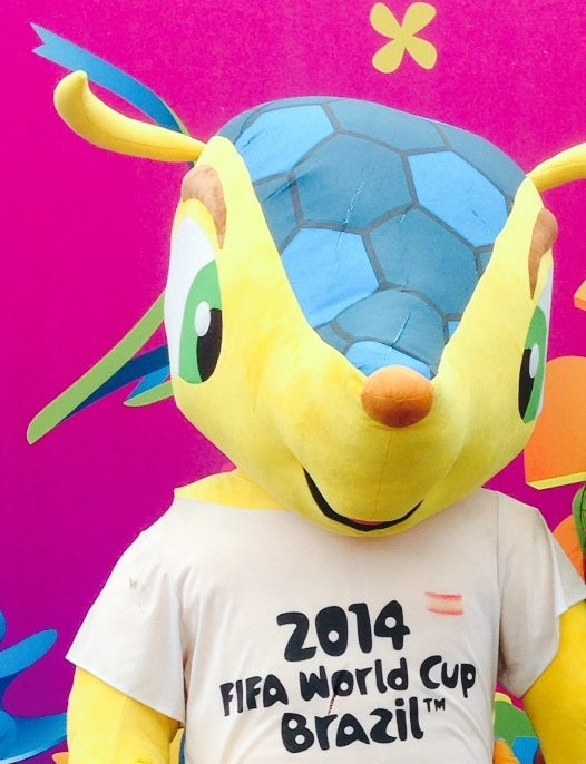 Keep The Ball Rolling: The Link Between the World Cup Mascot and the environment