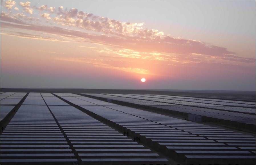 Infraestructuras 'verdes' para combatir el cambio climático
