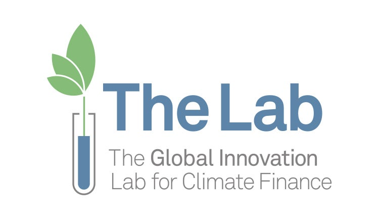 A Laboratory for Climate Finance