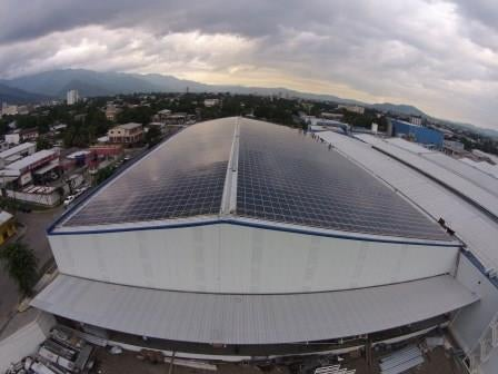Solar energy in Honduras