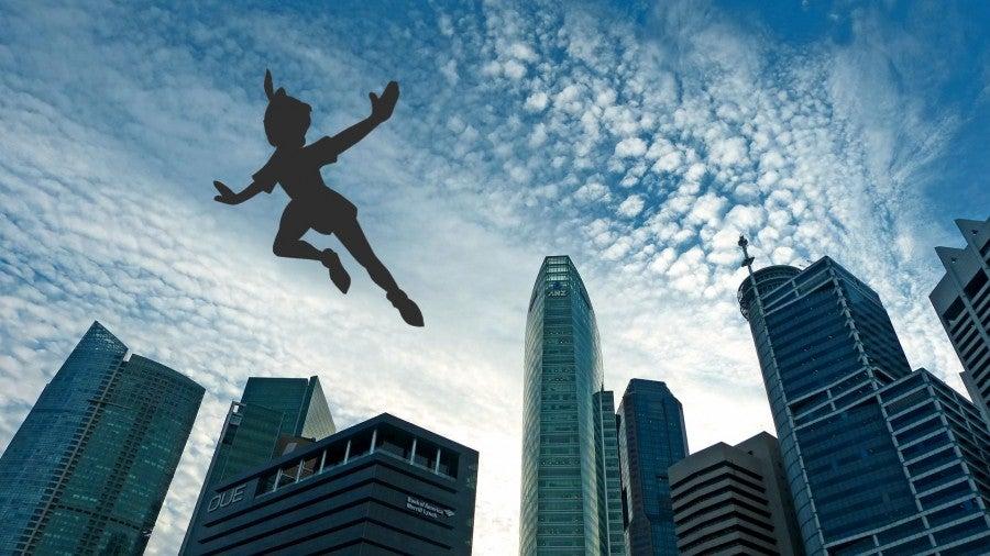 Why do some SMEs suffer from Peter Pan syndrome?