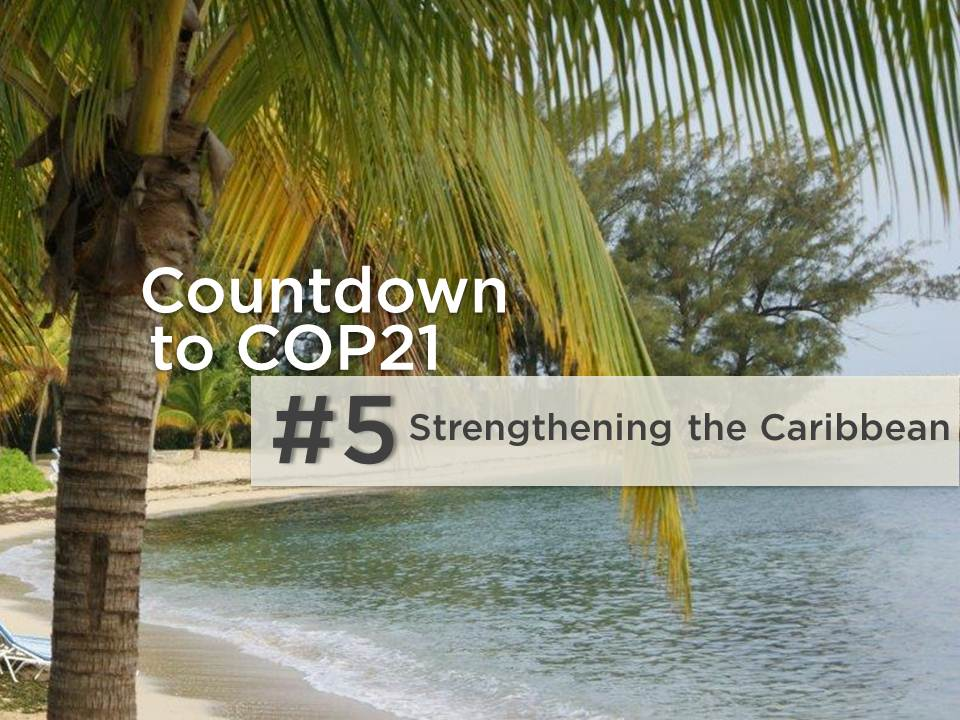 """One point five to stay alive"" – Three ways the Caribbean's private sector can mobilize climate action"