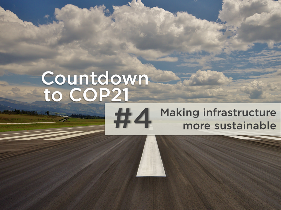 Four transportation projects leading in sustainability