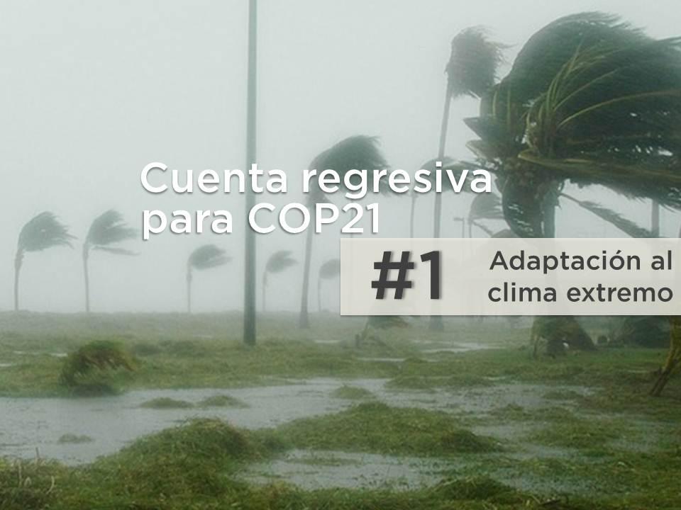 Puertos vulnerables al cambio climático, pero no a la inacción