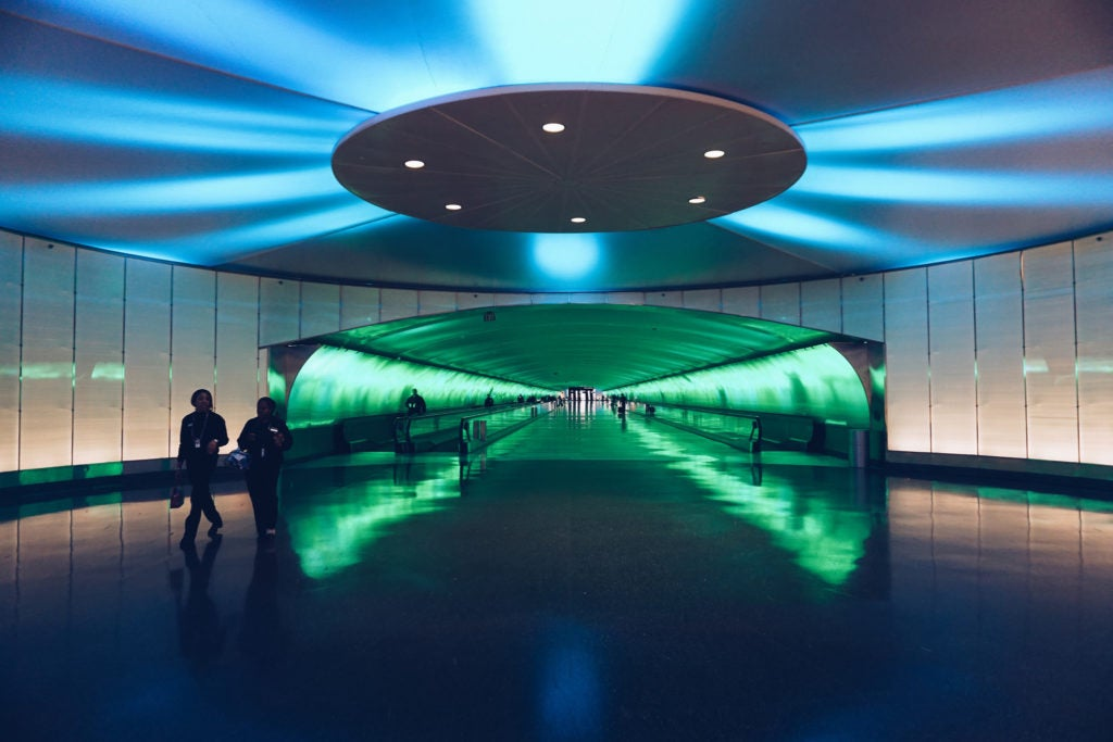 How airports are making traveling more sustainable