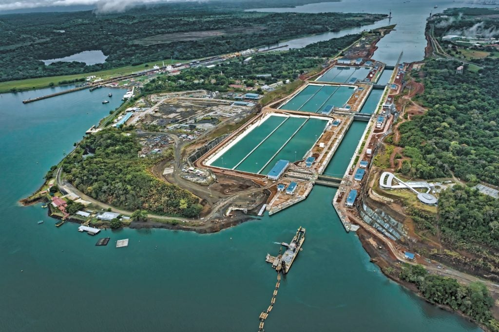 Cinco lecciones del canal de Panamá