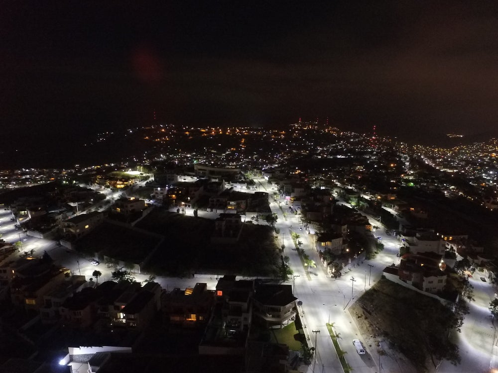 Can an entire city switch to LED lights?