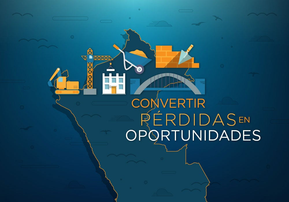 La infraestructura sostenible decidirá el futuro de Perú