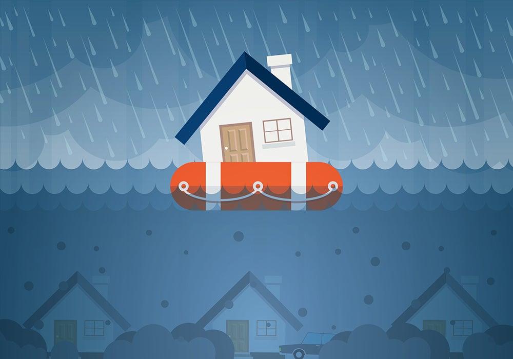 Las inundaciones de 2017: cómo puede el sector privado mitigar el impacto de los desastres naturales