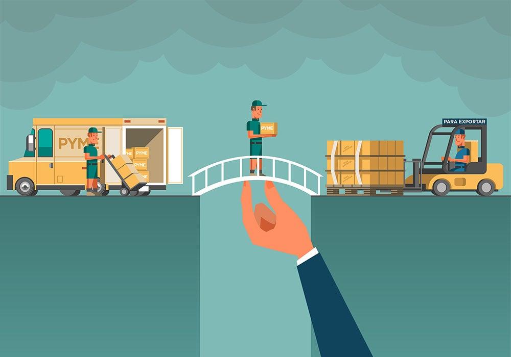 Cómo ayudar a las PYME a exportar