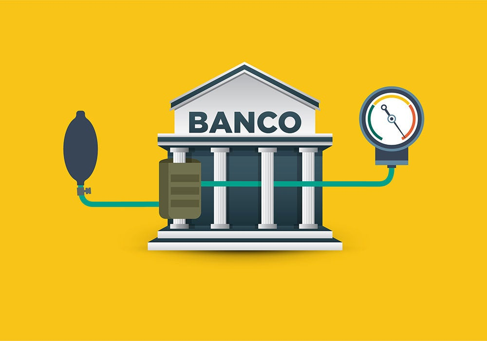 ¿Cómo tomarle el pulso a una institución financiera?