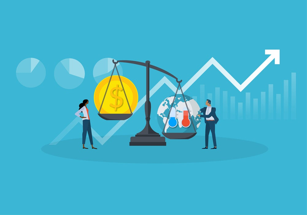 ¿Cómo pueden las instituciones financieras hacer frente al riesgo climático?