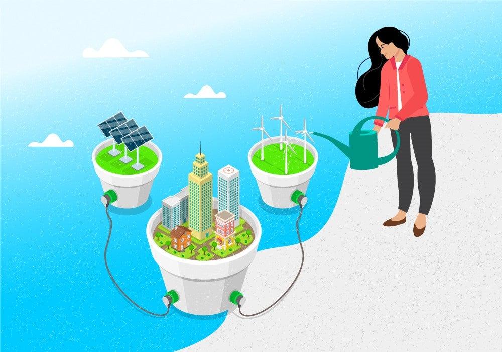 Maximizando el impacto de invertir en desarrollo sostenible