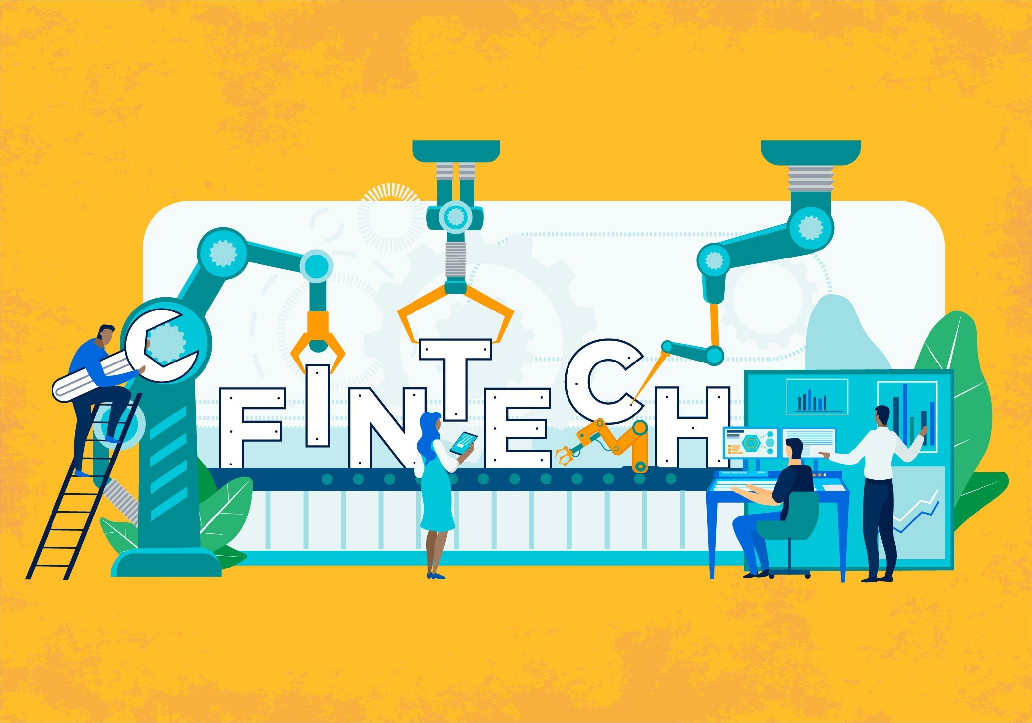 sector público y ecosistemas para Fintech